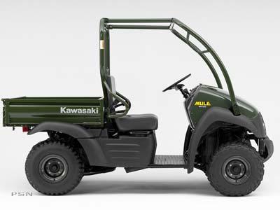 2006 Kawasaki MULE 600