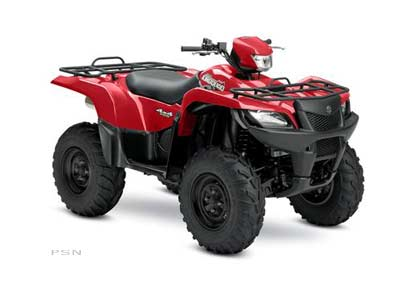 2006 Suzuki KingQuad 700 4x4