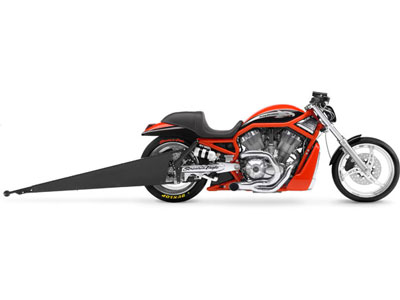 Harley-Davidson VRXSE Screamin' Eagle V-Rod Destroyer 2006