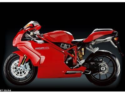 2006 Ducati Superbike 999s