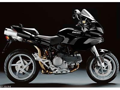 2006 Ducati Multistrada 1000 DS