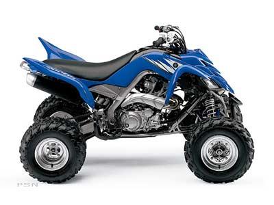 2006 Yamaha Raptor 700R