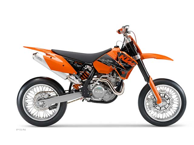 2006 KTM 450 SMR