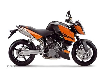 2007 KTM 990 Super Duke