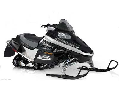 Arctic Cat F1000 Sno Pro 2007