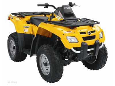 2007 Can-Am Outlander� 500 H.O. EFI