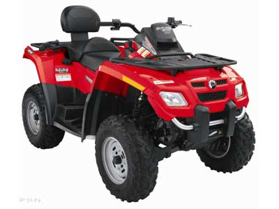Can-Am Outlander MAX 500 HO EFI 2008