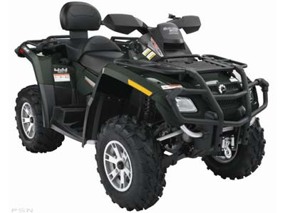 Can-Am Outlander MAX 800 HO EFI XT 2008
