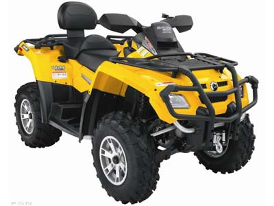 2008 Can-Am Outlander� MAX 800 H.O. EFI XT