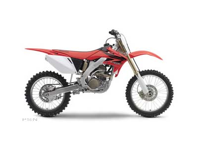 2007 Honda CRF250R