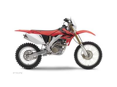 2007 Honda CRF250X