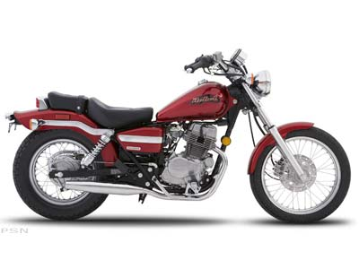 Honda Rebel (CMX250C) 2007