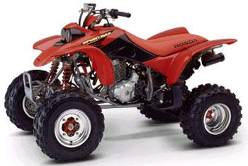 Honda Sportrax 400EX TRX400EX 2003