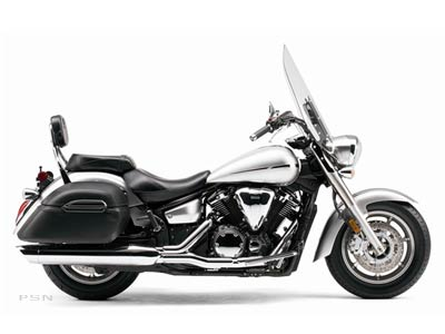 Yamaha V Star 1300 Tourer 2007