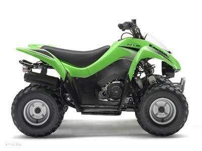 Kawasaki KFX 50 2007