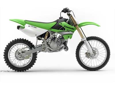 Kawasaki KX85 2007
