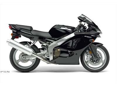 Kawasaki ZZR600 2007