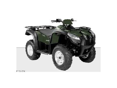 Kymco MXU 500 2007