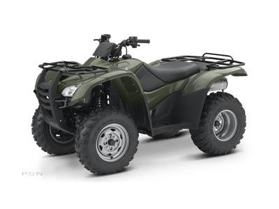 2007 Honda FourTrax Rancher ES (TRX420TE)