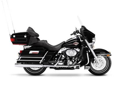 Harley-Davidson FLHTCU Ultra Classic Electra Glide 2007