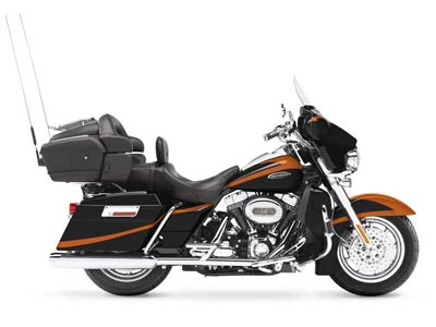 2007 Harley-Davidson CVO Screamin' Eagle Ultra Classic Electra