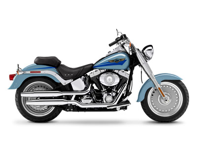 2007 Harley-Davidson FLSTF Softail Fat Boy