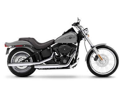 2007 Harley-Davidson FXSTB Softail� Night Train�