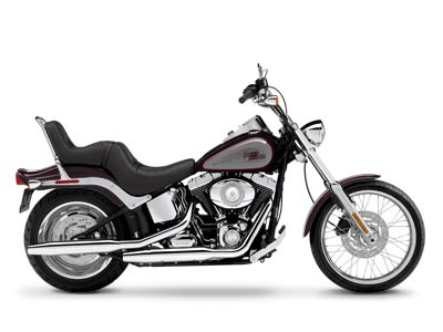 2007 Harley-Davidson FXSTC Softail Custom