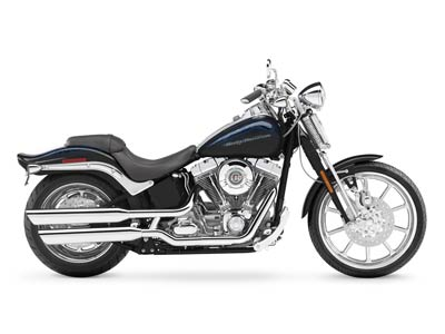 2007 Harley-Davidson CVO Screamin' Eagle Softail Springer