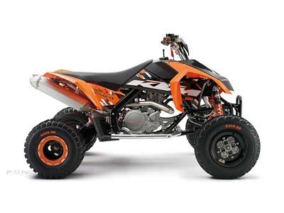 KTM 450 SX ATV 2009