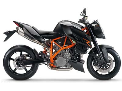 2008 KTM 990 Super Duke R