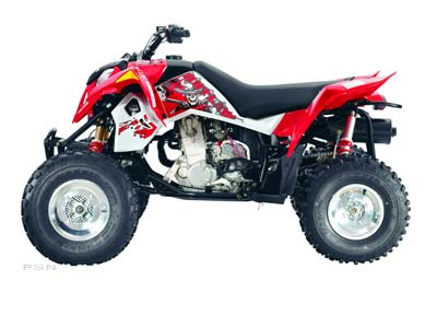 Polaris Outlaw 525 IRS 2008