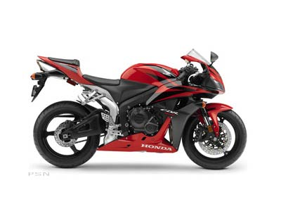 2008 Honda CBR600RR