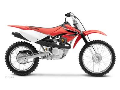 Honda CRF100F 2008