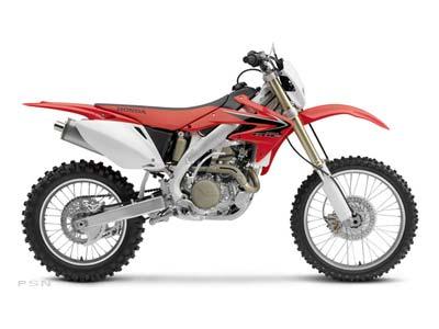Honda CRF450X 2008