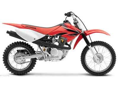 2008 Honda CRF80F