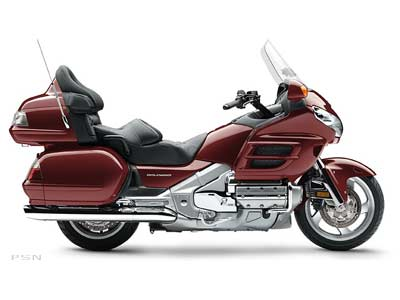 2008 Gold Wing Audio / Comfort / Navi / ABS (GL18HPNA)