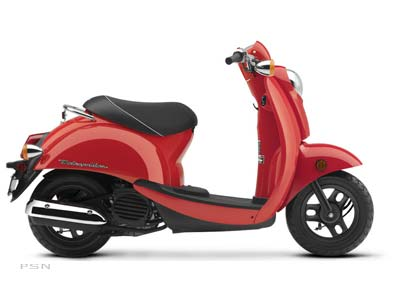 Honda Metropolitan (CHF50) 2008
