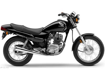 2008 Honda Nighthawk (CB250)
