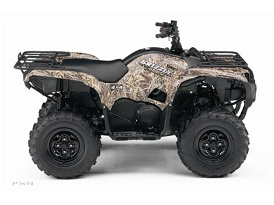 Yamaha Grizzly 700 FI Auto. 4x4 EPS Ducks Unlimited Edition 2008