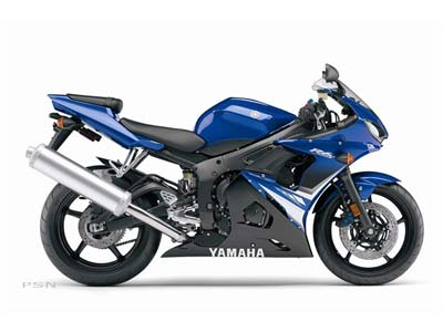 Low mileage sport bike - 2008 Yamaha YZF-R6S