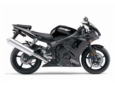 2008 Yamaha YZF-R6S