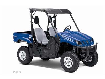 2008 Yamaha Rhino 700 FI Auto. 4x4 SE Steel Blue