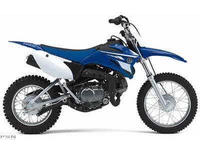 Yamaha TT-R110E 2008