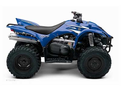 Yamaha Wolverine 450 4X4 2008