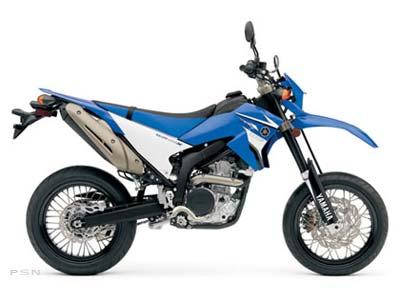Yamaha WR250X 2008