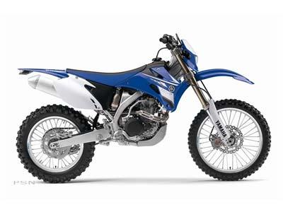 Yamaha WR450F 2008
