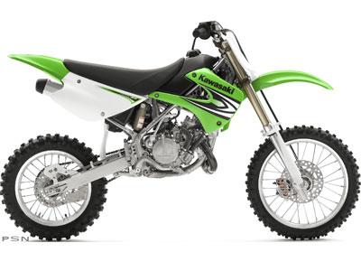 Kawasaki KX85 2008