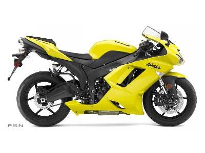 Kawasaki Ninja ZX-6R 2008