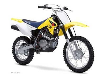 Suzuki DR-Z125 2008